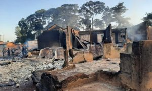 Nyinanofo tanker explosion: 'I watched my son burn into ashes' – Distraught mother recounts