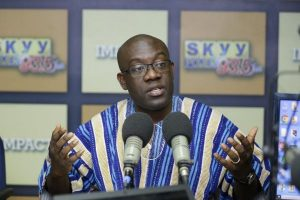 #Fixthecountry: Claim Of Phone Cloning False And Baseless – Oppong Nkrumah