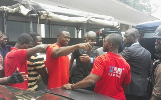 ASHANTI REGION: Delta Force members arrested for attempting to remove Security coordinator