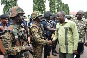 28 excavators, 218 chanfangs destroyed in Galamsey fight – Minister reveals
