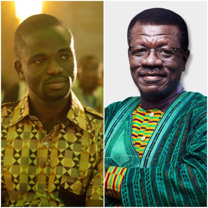 Mannaseh Azure sends strong message over Mensah Otabil