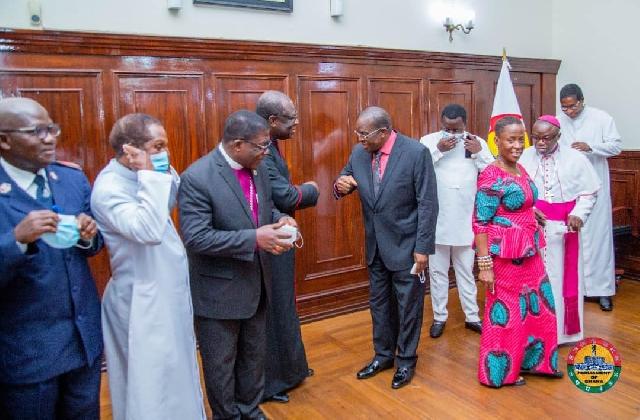 Christian Council calls on Speaker
