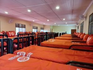 Church of Pentecost Commissions Ejura Camp Prisons