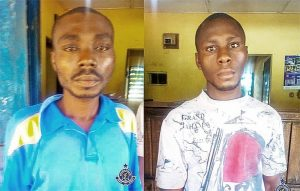 Two murder suspects arrested from hideout in Togo – Police