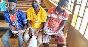 A/R: Court Jails Okada Riders, Driver, 30 Years For Robbery