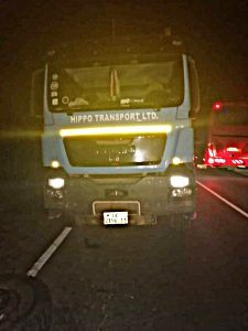 E/R: Two drivers dead as STC bus rams into stationary Articulated truck