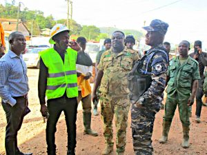 Adansi Akrofuom: DCE leads operation to arrest illegal miners