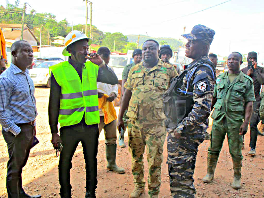 You are currently viewing Adansi Akrofuom: DCE leads operation to arrest illegal miners