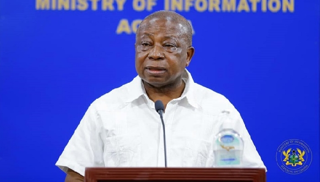Ghana not likely to get next batch of COVID vaccines until maybe August – Agyeman-Manu