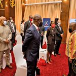 Akufo-Addo to global CEOs: Ghana is a prime, ripe destination for doing business