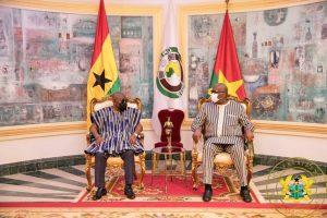 We'll assist you fight terrorism – Akufo-Addo to Burkina Faso