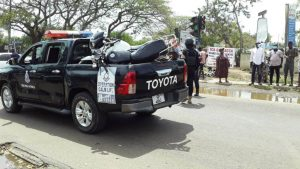Read more about the article Daylight Bullion Van Robbery: Whistle-blower chased and shot dead – Police