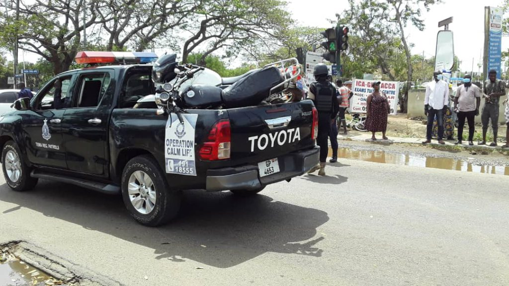 Security officials on high alert over potential terrorist attack in Bolga and Tamale
