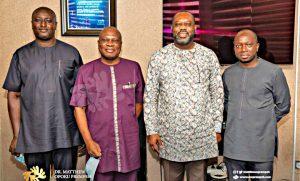 TOR MD sacked, three-member IMC sworn in