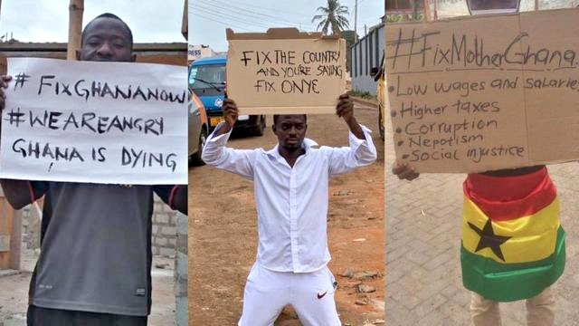 #FixTheCountry convenors, Police meet in court over demo today