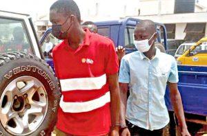 AG Charges Kasoa Teenage