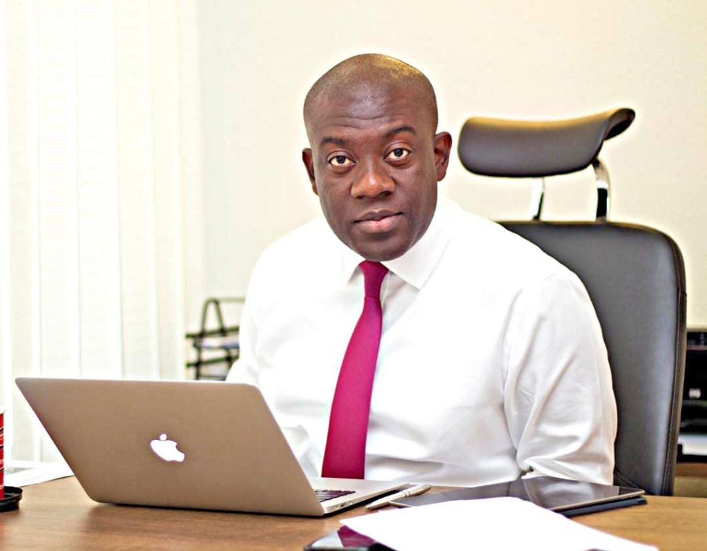 Doctor to patient ratio increased – Oppong Nkrumah
