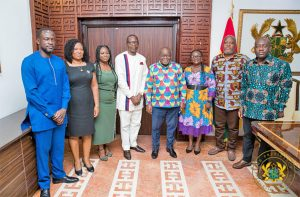 I'm not interested in buying Ghana's media – Akufo-Addo