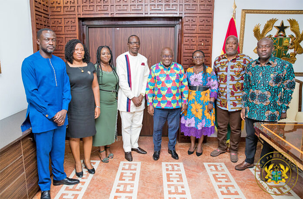 You are currently viewing I'm not interested in buying Ghana's media – Akufo-Addo