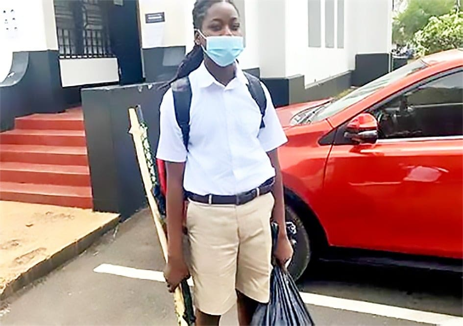 I know how to handle stigma in school – 'Rasta' student speaks after court victory