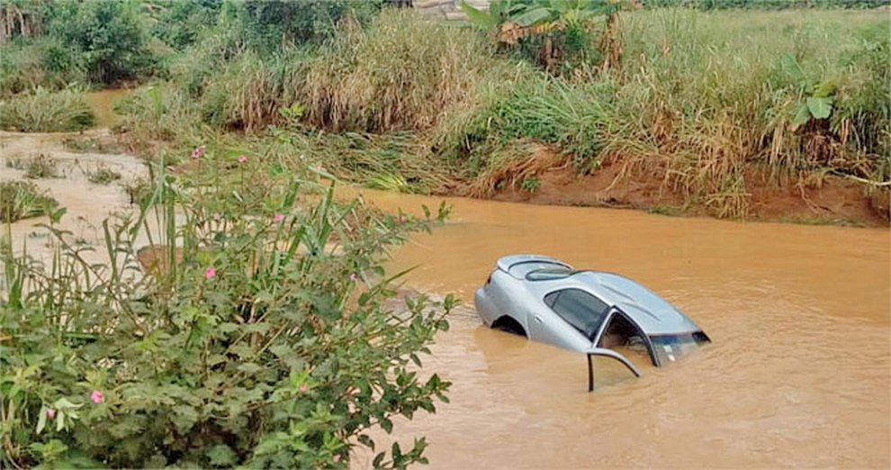 A/R: Two people feared dead in Susan stream after a 2 hour downpour – Kumasi