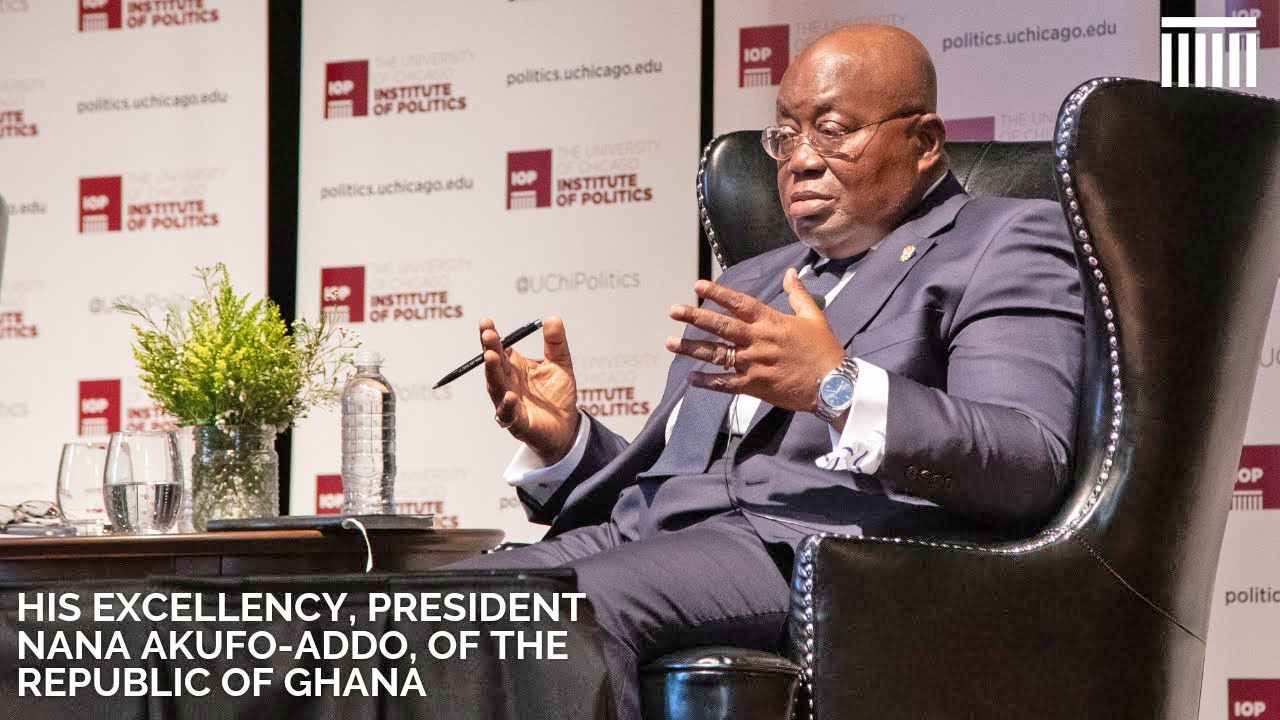 Akufo-Addo releases 19-member cabinet list