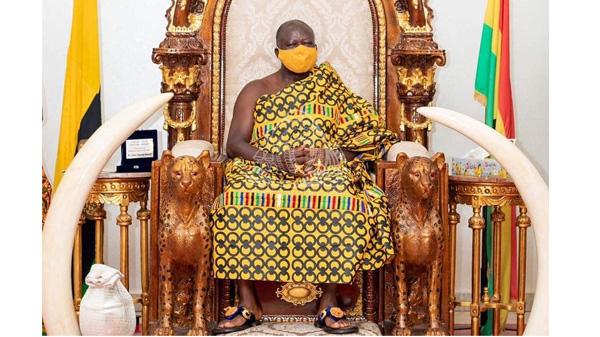 Paramountcy and divisions in Asanteman
