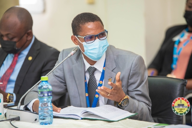 Your views on death penalty 'retrogressive, inconsistent with direction of the state' – Sosu to Dep. AG nominee