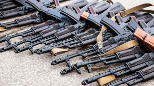 Weapons Busted At Tema Port