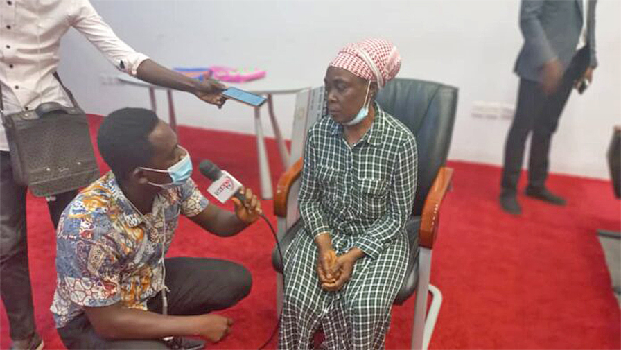 69-year-old woman wrongfully jailed for 11 years set free – Justice for All