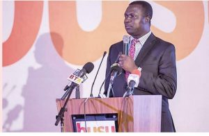 Read more about the article Don't drag my son into politics, he isn't in SHS, says Adutwum