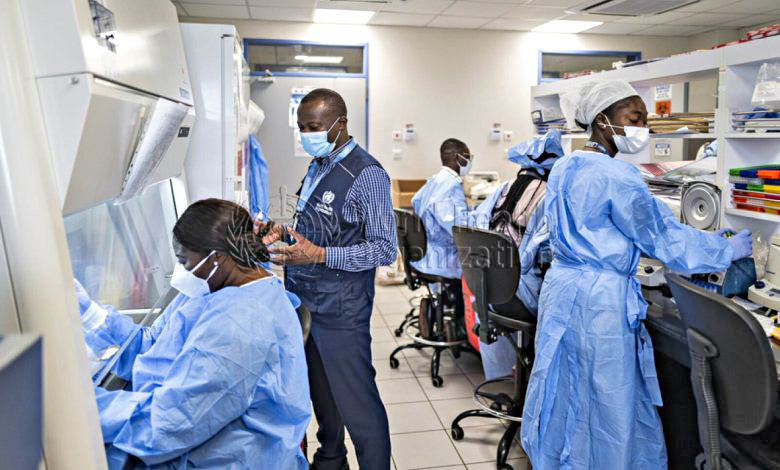 Ghana's active COVID-19 cases drop to near-1,000 mark