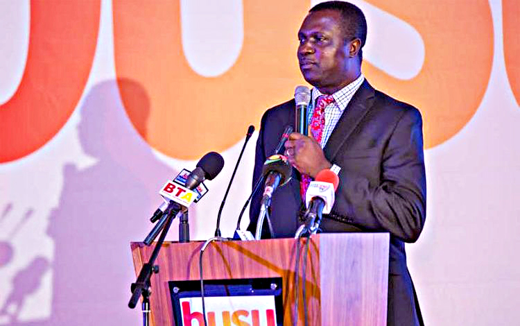 Don't drag my son into politics, he isn't in SHS, says Adutwum