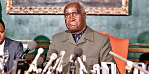 Read more about the article Zambia's first president Kenneth Kaunda dies