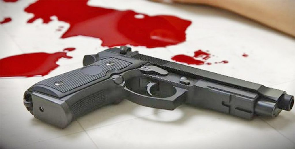 A/R: Notorious armed robber gunned down in attempt to escape from police custody