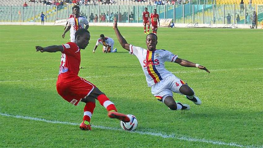 Match Report: Hearts of Oak 1-0 Kotoko – Afriyie Barnieh's tenacious bullet stuns Kotoko as Phobians steer themselves clear on the table