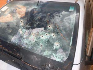 Another 'bullion van' attacked on Winneba-Accra road