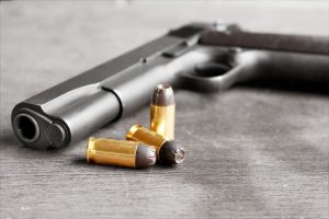 Forest guard accidentally shot himself dead