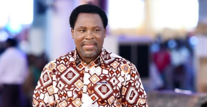 Nigerian televangelist TB Joshua dead