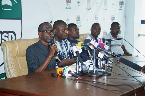 We stand by Dr Ayine – NDC