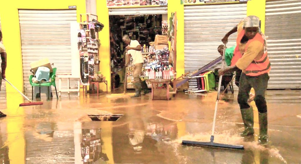 A/R: Kejetia traders demand insurance claims following floods