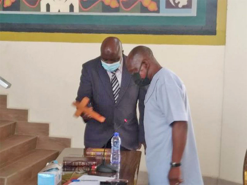 You are currently viewing Ejura shootings: Ashanti Regional Minister testifies before Ministerial committee