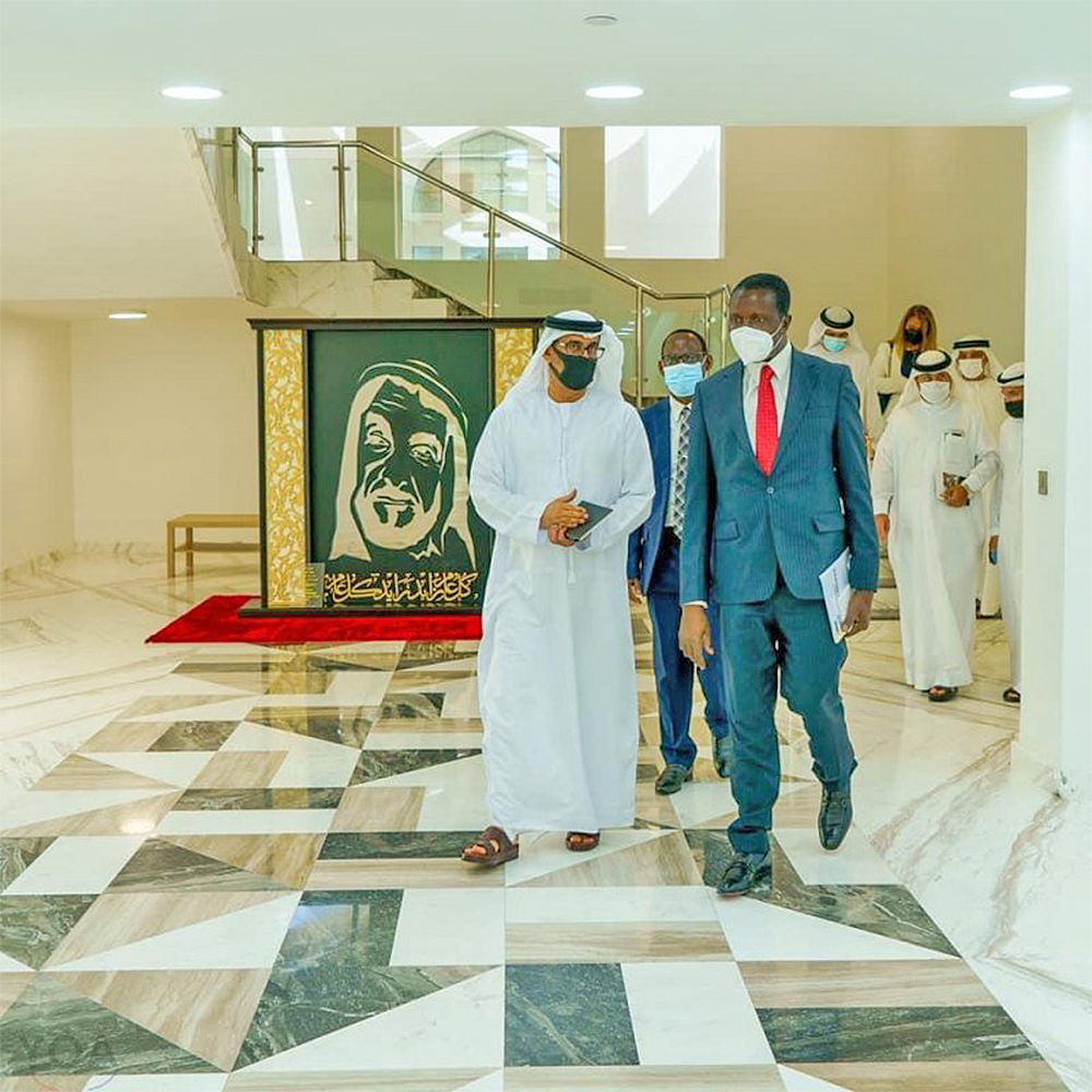 Ghana and United Arab Emirates to collaborate on Education