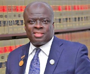 Read more about the article $5m bribery allegation against Chief Justice: Lawyer Kwasi Afrifa meets CID today