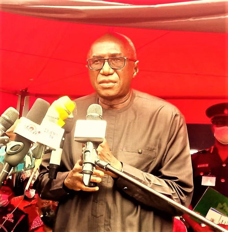 A/R: Ejura: Interior Minister extends Committee's working period