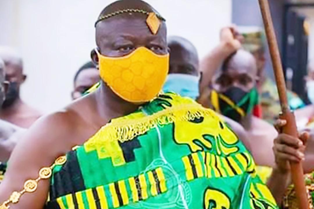 A/R: Let's jealously guard Ghana's peace – Otumfuo