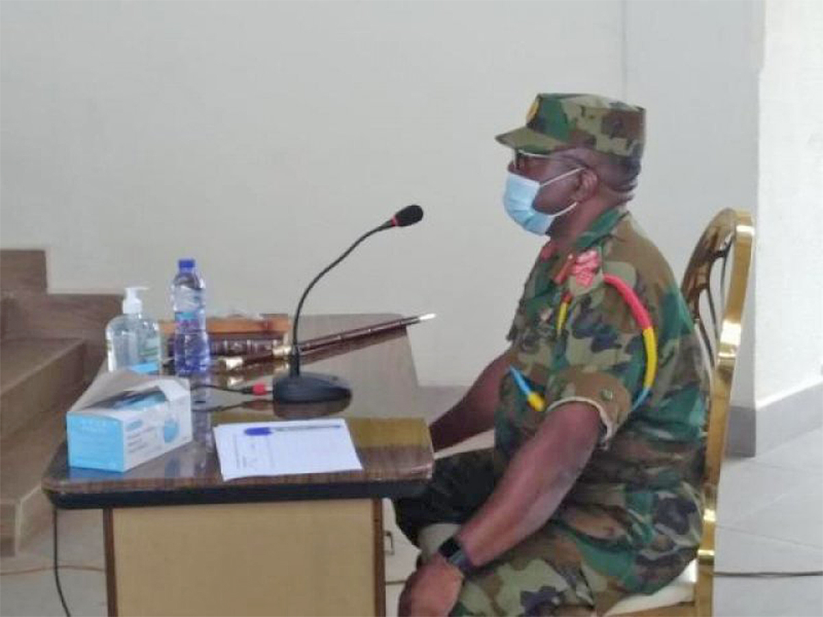 You are currently viewing A/R: That was the best action we could take – Military on Ejura shootings