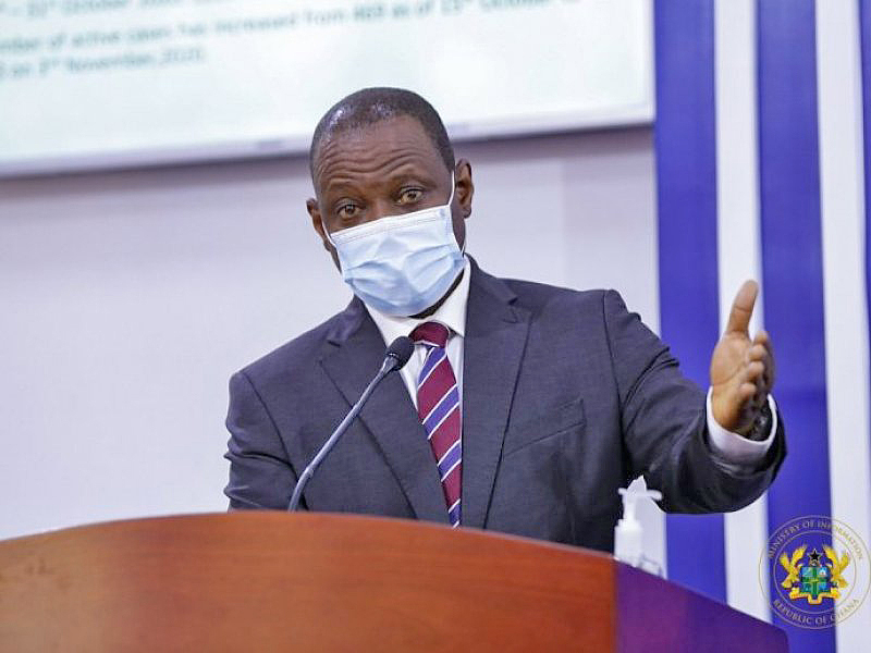 GHS targets 12.6 million people for Onchocerciasis drug administration