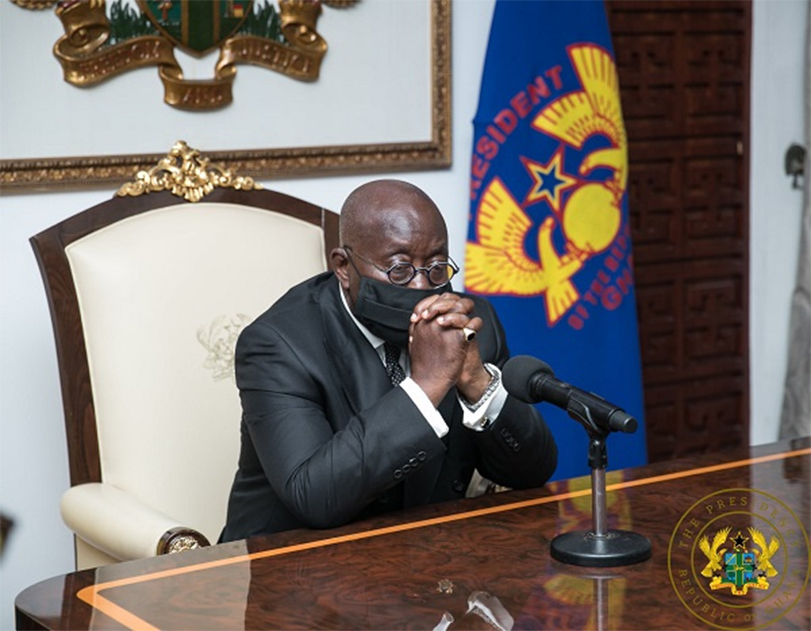 Funerals should not go beyond 2hrs, post-event reception banned – Akufo-Addo
