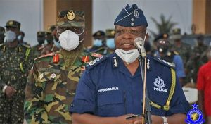 IGP explains circumstances under which Police can shoot at protesting crowd